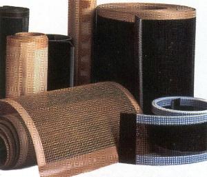 Bandas de Teflon /Silicona   Metálicas Acero y Inox